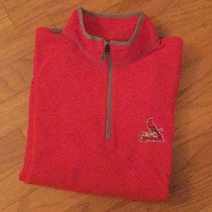 ⚾️ Very Nice St. Louis Cardinals Fleece Pullover.